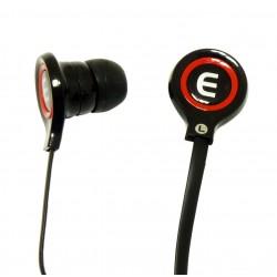Słuchawki douszne sportowe IN EAR  HE-32SP czarne