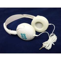 Słuchawki nagłowne obrotowe Hi Fi składane HE290