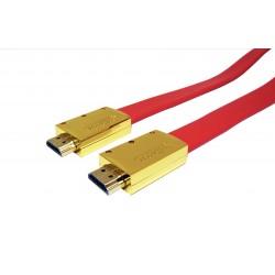 Przewód HDMI-HDMI  GOLD 1,50 m VGRS 50