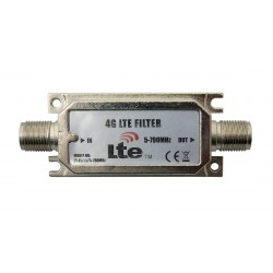 Filtr antenowy LTE RTV / 5 - 790 MHz LTE 2100