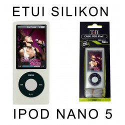 Etui silikon dla iPod nano 5  IPN53T