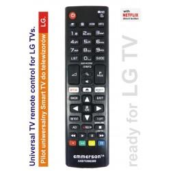 U 43 L PILOT do TV LG z przyciskiem Netflix i Amazon