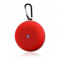 M-26BT RED  Głośnik bezprzewodowy New Audio BT/USB/TF/FM 3W