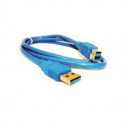 V 76 przewód USB 3.0 AM - BM 1,0 m