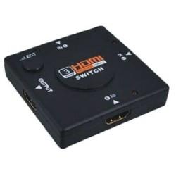 VSW 50 switch HDMI 3 IN - 1 OUT automatic, LED,   innowacyjny proces pakowania
