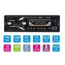 M-470 BT radio samochodowe Bluetooth