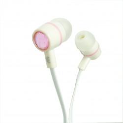 Słuchawki douszne z diamentem IN EAR  HE-29 WEW